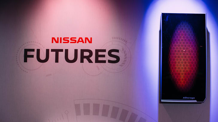 Nissan Futures Event 9th May 2016 Pennington Studio, E1. London Copyright Malcolm Griffiths www.malcolm.gb.net 07768 230706
