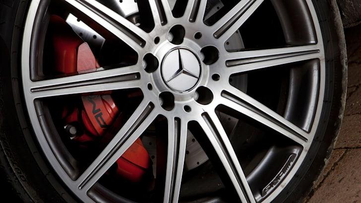 Mercedes-Benz E63 AMG wheel
