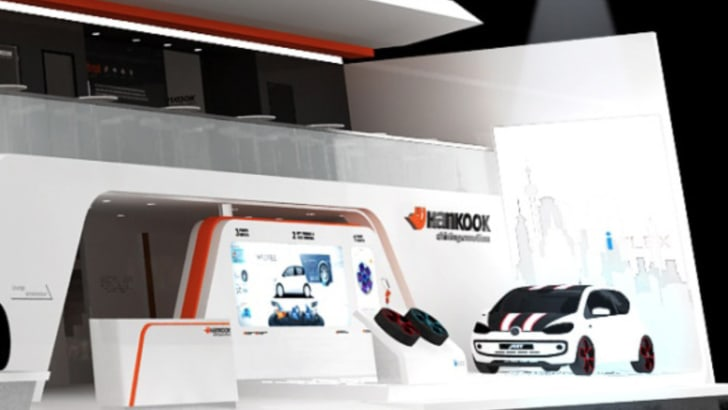 Hankook display
