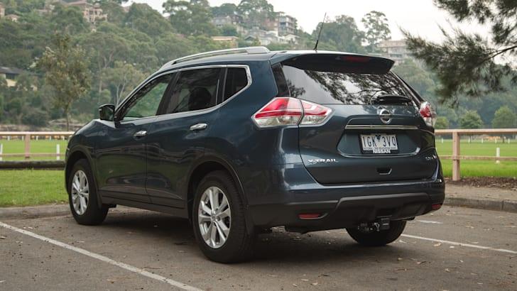 2016 Nissan X-Trail STL-41