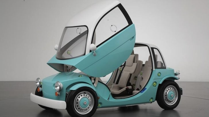 Toyota Camatte Concept - 4