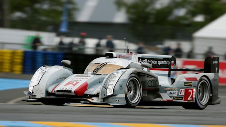 e-tron quattro siegt erneut in Le Mans