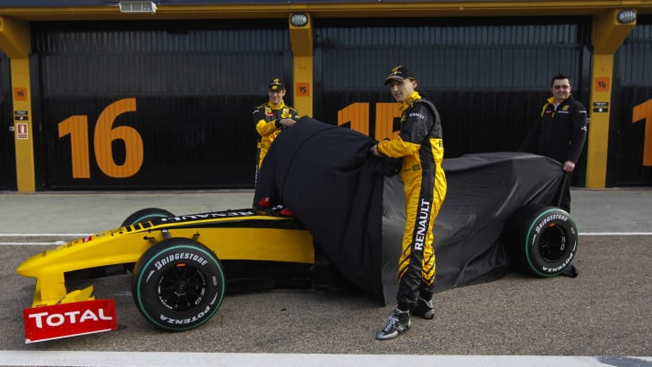 Renault F1 - 2010