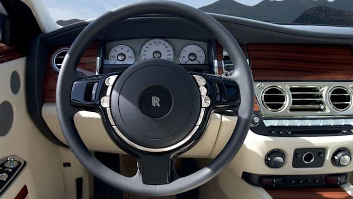 Rolls-Royce Ghost4