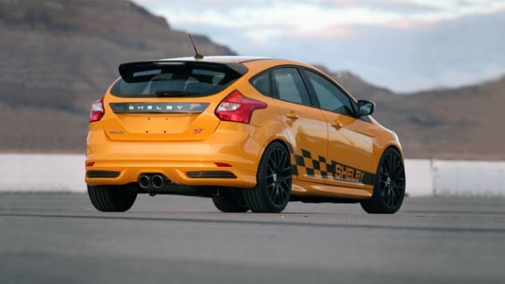 Shelby Focus ST - 2