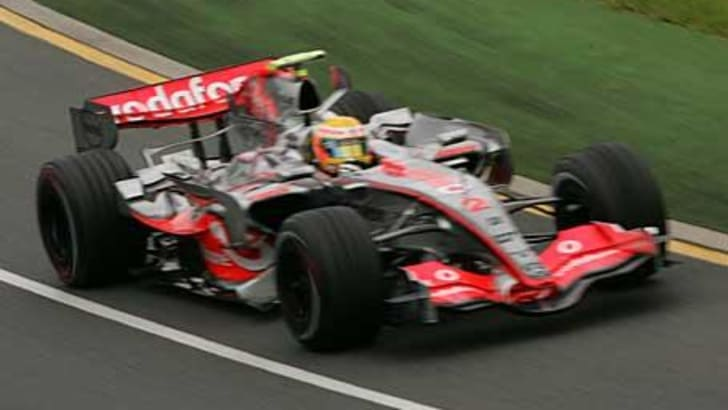 2007 Formula 1 Season Changes