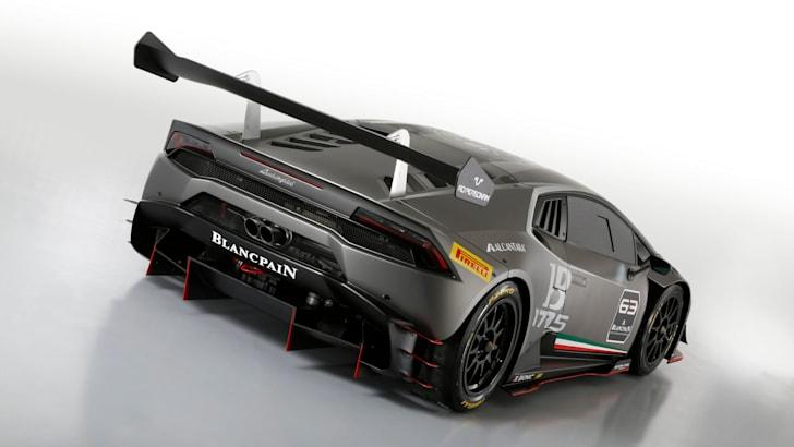 Lamborghini Huracan LP620-2 Super Trofeo1