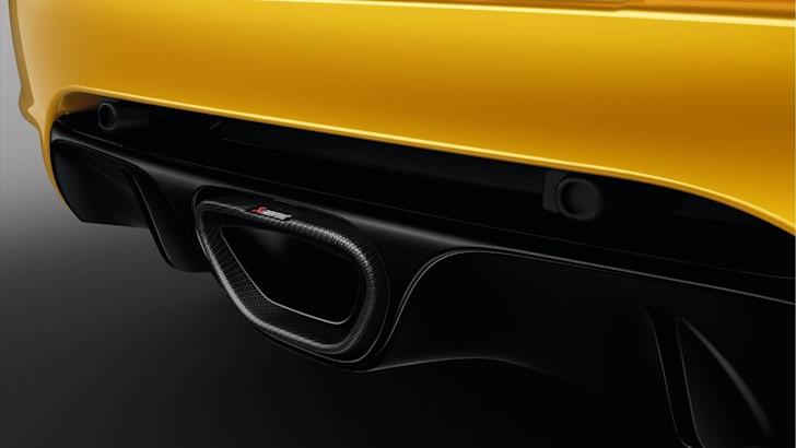 Renault Megane RS275 6
