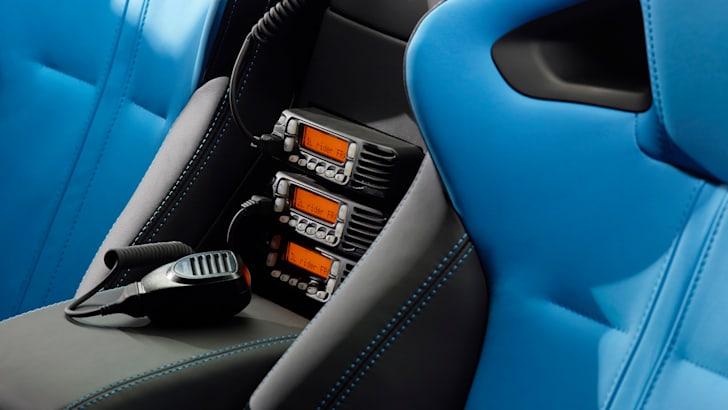 Jaguar F-Type Team Sky special interior