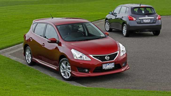Nissan Pulsar Hatch