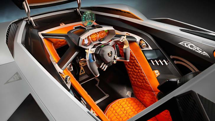 Lamborghini Egoista - 9