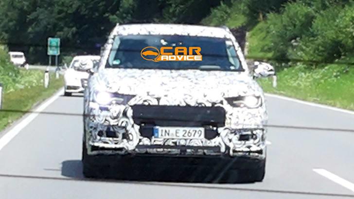 2015 Audi Q7 Spied - 4