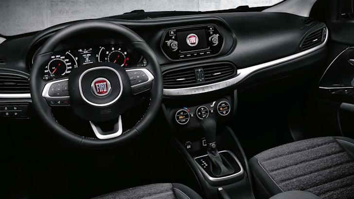 2016 Fiat Aegea sedan