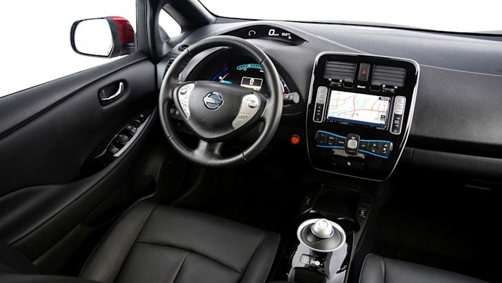 Nissan Leaf - 6