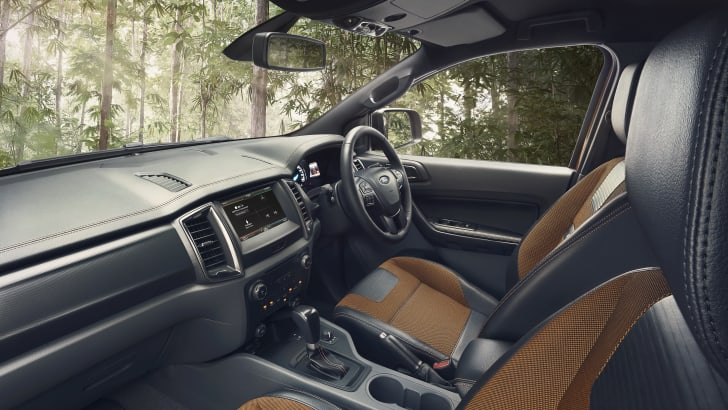2015 Ford Ragner Wildtrak - Interior Passenger