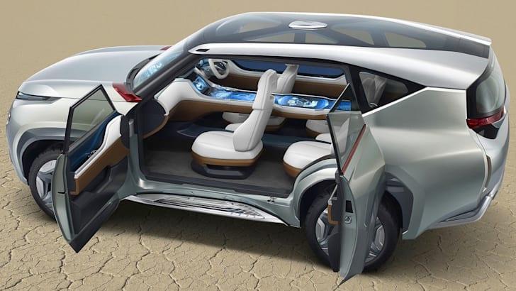 Mitsubishi GC-PHEV Concept - 4