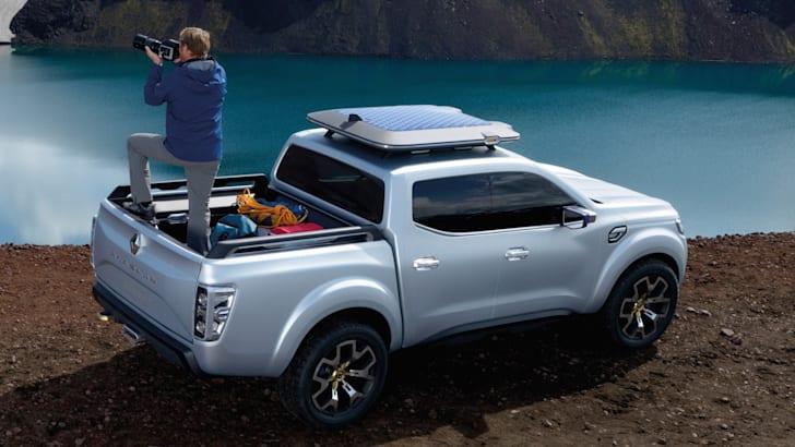 Renault Alaskan 8