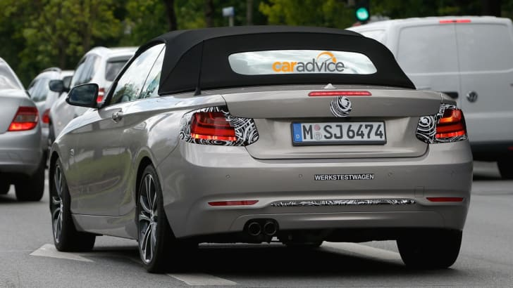 BMW 2-Series Cabrio 6