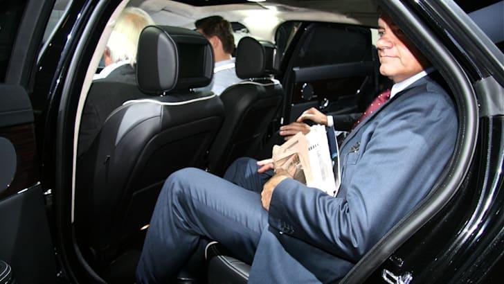 XJ rear seat