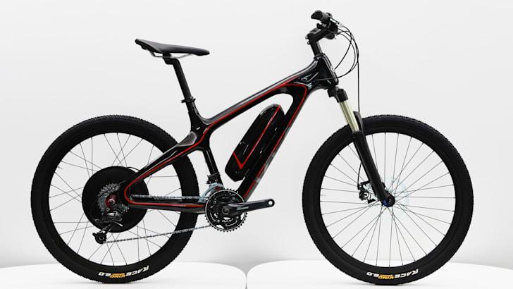 Kia Electric Bike - 1
