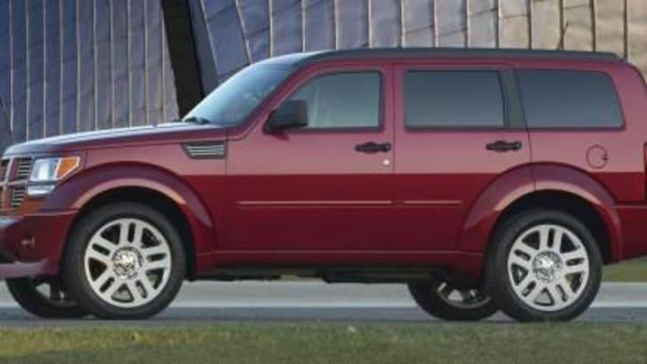 2007 Dodge Nitro Side