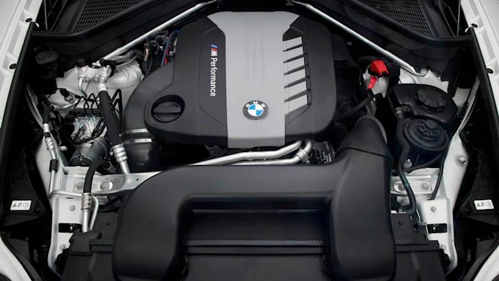 BMW X5 and X6 M50d triple-turbo SUVs revealed   CarAdvice