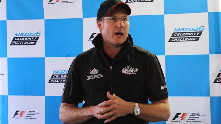 Mazda 6 Celebrity Challenge - Mark Skaife