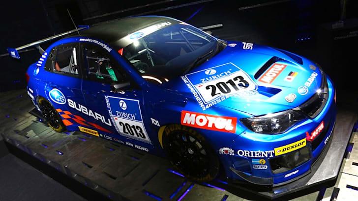 Subaru WRX STI - 2013 Nurburgring 24-hour