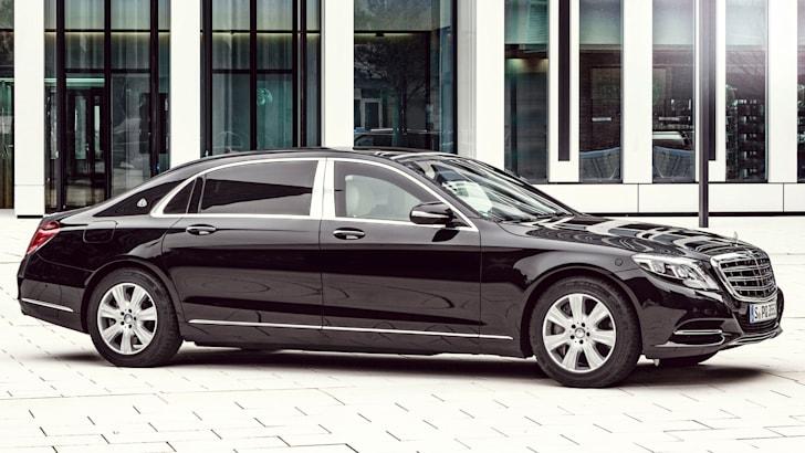 Mercedes-Maybach S600 Guard 3