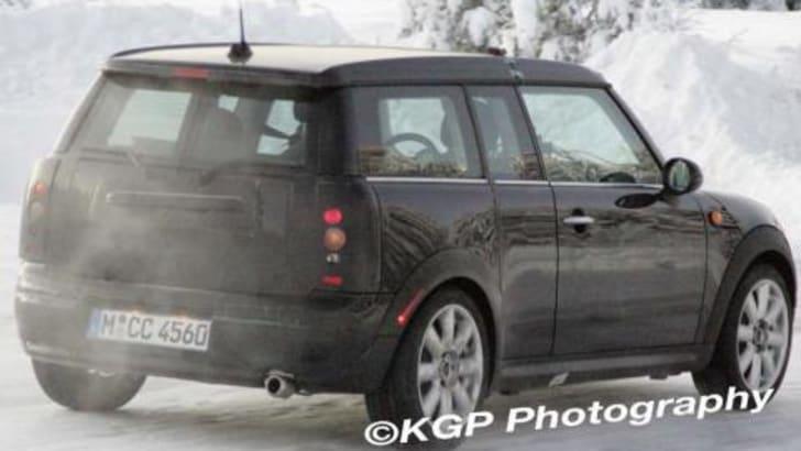 2008 Mini Clubman (wagon)