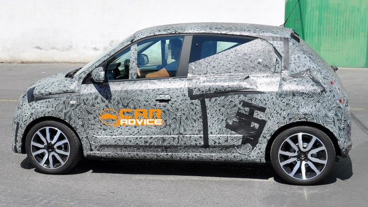 Renault Twingo Spied - 6