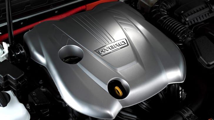 Kia Optima Hybrid - 3