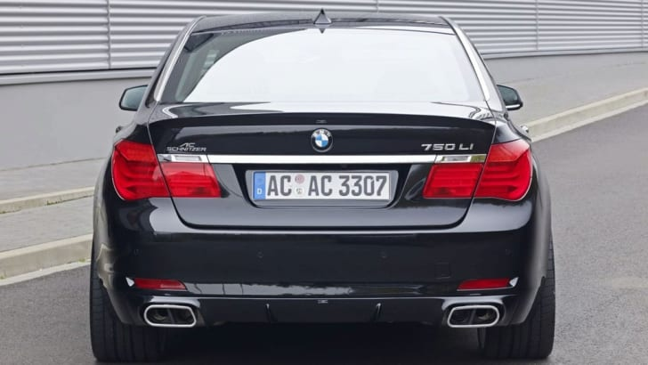 2009 BMW 7 Series by AC Schnitzer