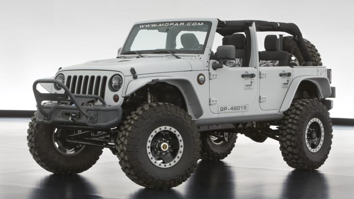 Jeep Wrangler Recon - 1