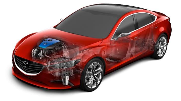 Mazda 6 i-ELOOP