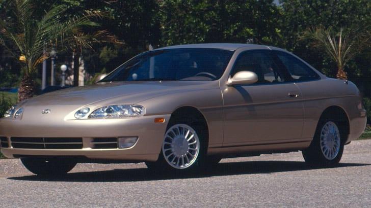Lexus SC300 (1992 US)