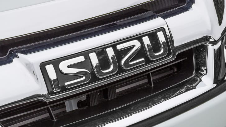 Isuzu D-Max Arctic Trucks AT35-10