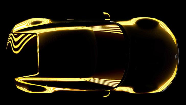 Kia GT4 Stinger - Teaser 1