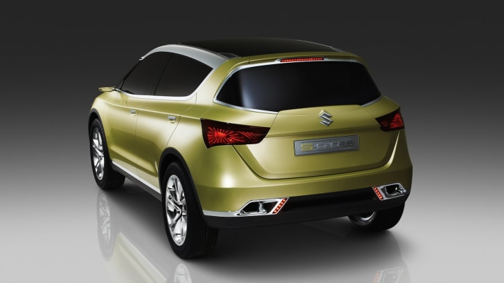 Suzuki S-Cross Concept - 2