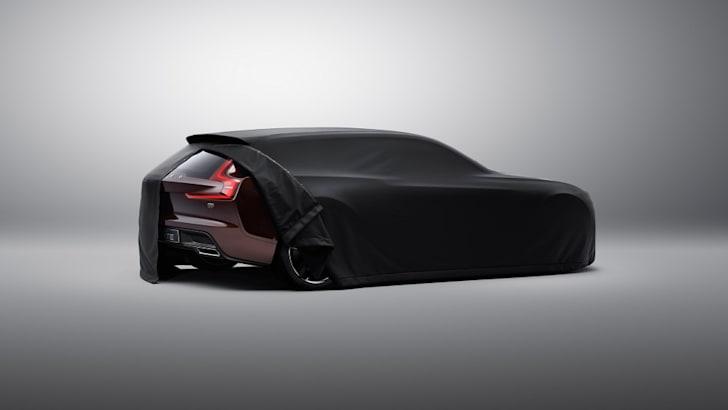 Volvo Concept Estate 1