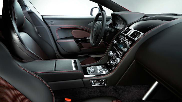 Aston Martin Rapide S - 8