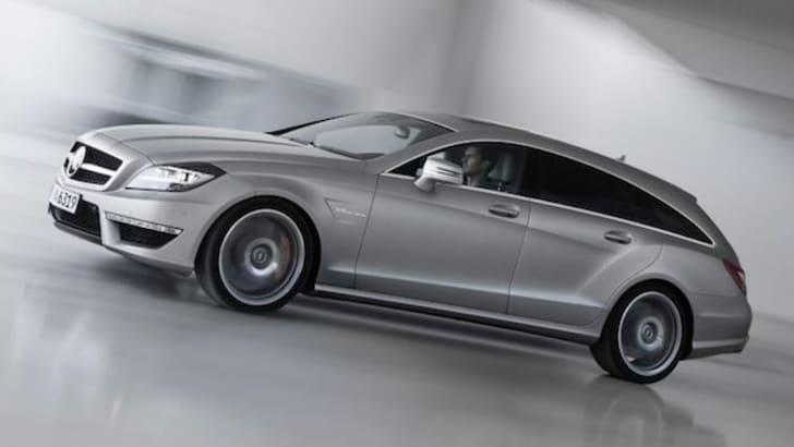 Mercedes-Benz CLS63 AMG Shooting Brake - 6