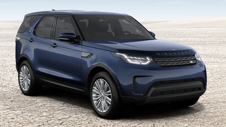 Configurator Challenge: Land Rover Discovery | CarAdvice