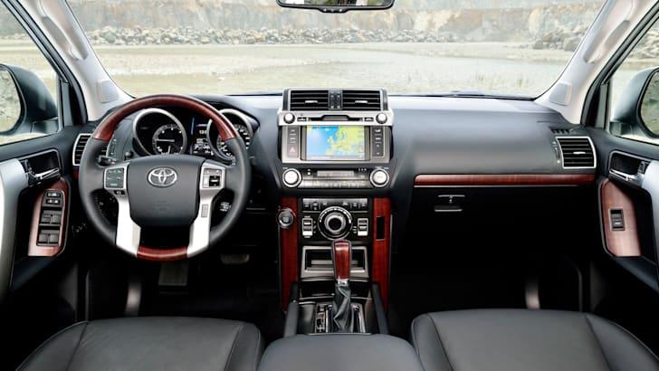 Toyota Land Cruiser Prado Facelift - 6