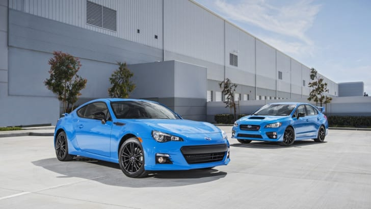 Subaru WRX and BRZ Hyper Blue1