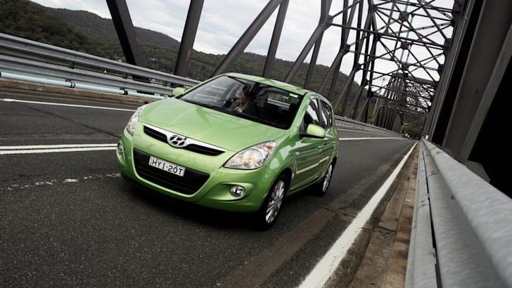Hyundai i20-
