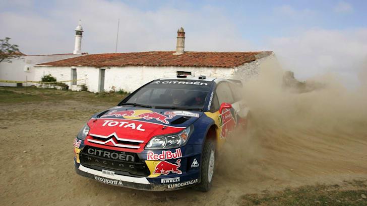 Rally de Portugal, Faro 2-5 04 2009