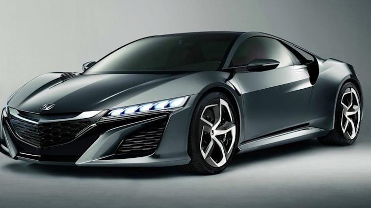 Honda NSX Concept - 2