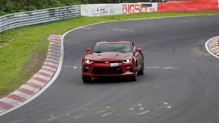 Nurburgring spy footage - 10
