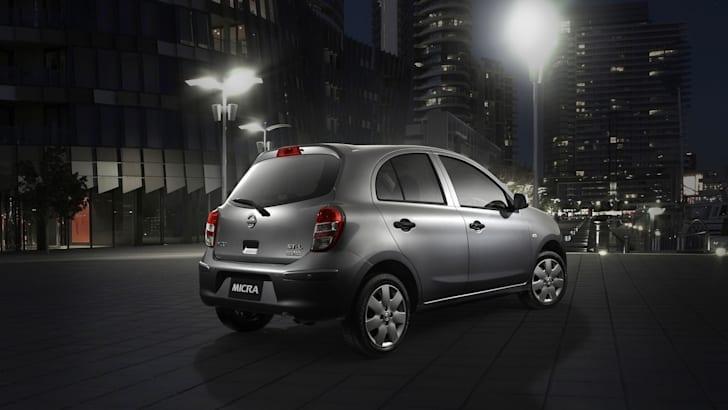 Nissan Micra ST-L Plus Editon